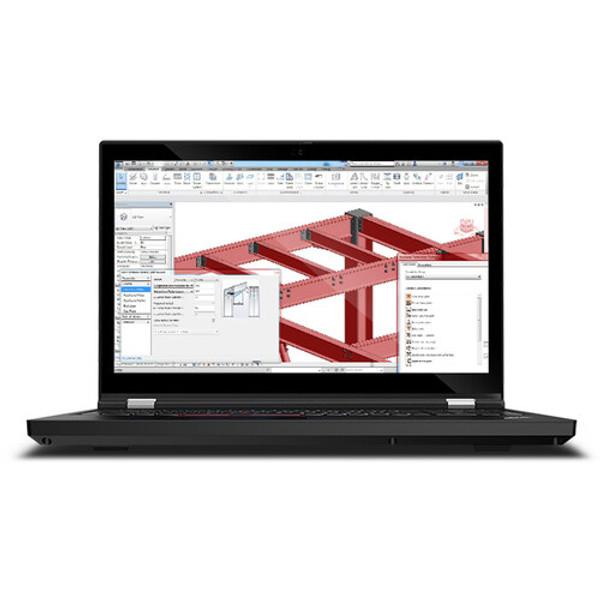 "Lenovo ThinkPad P15 Gen 1 20ST004GUS 15.6"" Touchscreen Mobile Workstation Laptop (2.70 GHz Intel Core i7-10850H (10th Gen) Hexa-core (6 Core), 32 GB DDR4 SDRAM, 512 GB SSD, Windows 10 Pro)"