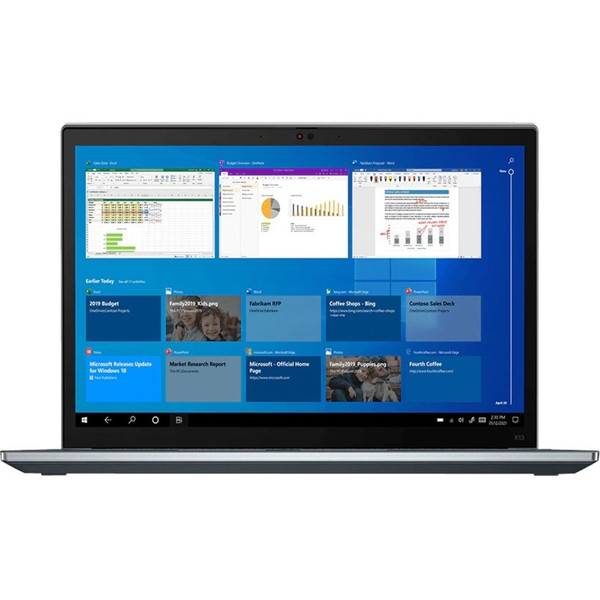 "Lenovo ThinkPad X13 Gen 2 20WK005UUS 13.3"" Laptop (2.40 GHz Intel Core i5-1135G7 (11th Gen) Quad-core (4 Core), 8 GB DDR4 SDRAM, 256 GB SSD, Windows 10 Pro)"