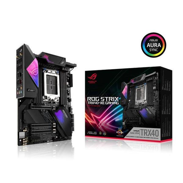 Asus ROG Strix TRX40-XE GAMING Desktop Motherboard - AMD Chipset - Socket AM4 - ATX