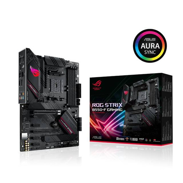Asus ROG Strix B550-F GAMING Desktop Motherboard - AMD Chipset - Socket AM4 - ATX