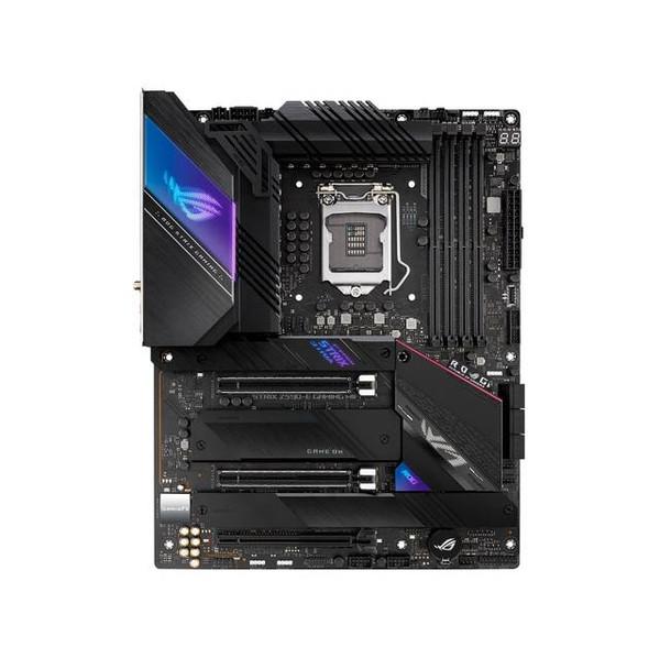 Asus ROG Strix Z590-E GAMING WIFI Desktop Motherboard - Intel Chipset - Socket LGA-1200 - Intel Optane Memory Ready - ATX