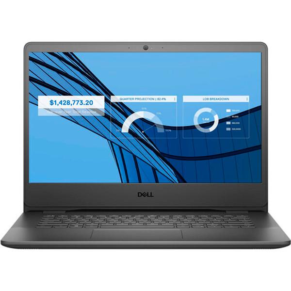 """Dell Vostro 14 3000 3400 14"""" Laptop (2.40 GHz Intel Core i5-1135G7 (11th Gen) Quad-core (4 Core), 8 GB DDR4 SDRAM, 1 TB HDD, 256 GB SSD, Windows 10 Pro)"""