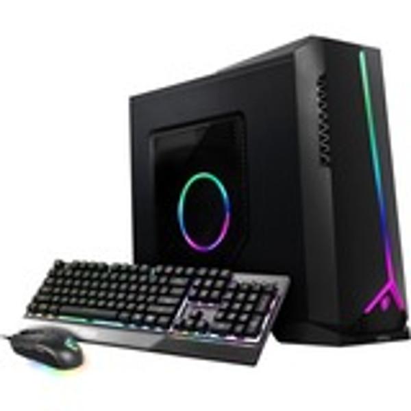 "MSI Aegis SE 10th 10SI-084US Gaming Desktop (2.90 GHz Intel Core i5-10400F (10th Gen) Hexa-core (6 Core), 16 GB DDR4 SDRAM, 512 GB 2.5"" SSD, Windows 10 Home)"