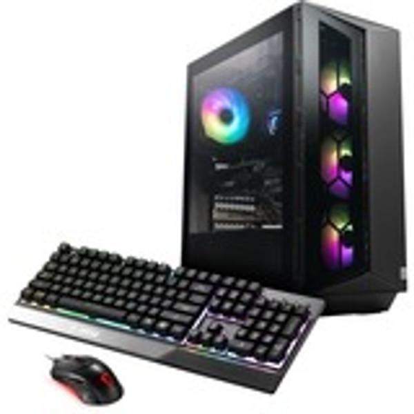 MSI Aegis RS 11TE-089US Gaming Desktop (3.60 GHz Intel Core i7-11700K (11th Gen) Octa-core (8 Core), 16 GB DDR4 SDRAM, 2 TB HDD, 1 TB M.2 NVMe SSD, Windows 10 Home)