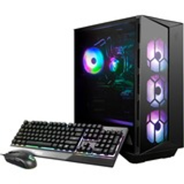 "MSI Aegis RS 10TD-213US Gaming Desktop (3.80 GHz Intel Core i7-10700K (10th Gen) Octa-core (8 Core), 16 GB DDR4 SDRAM, 2 TB HDD, 1 TB 2.5"" SSD, Windows 10 Home)"