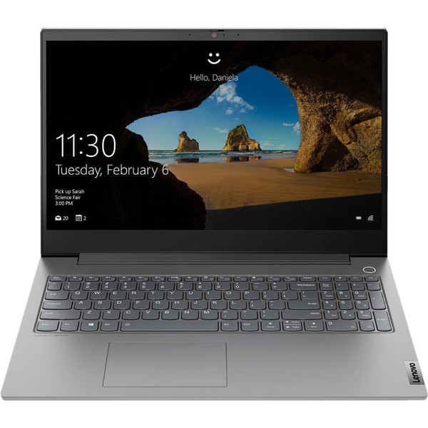 "Lenovo ThinkBook 15p IMH 20V30020US 15.6"" 4K UHD Laptop (2.60 GHz Intel Core i7-10750H (10th Gen) Hexa-core (6 Core), 16 GB DDR4 SDRAM, 512 GB SSD, Windows 10 Pro)"