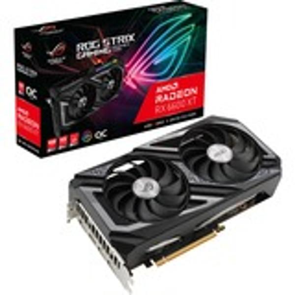 Asus ROG AMD Radeon RX 6600 XT 8 GB GDDR6 Graphic Card