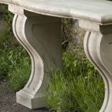 Loire Garden Console Table detail