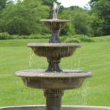 Newport Fountain detail