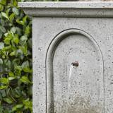 Portico Fountain detail