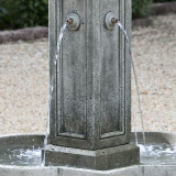 Provence Fountain detail