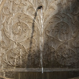Corsini Wall Fountain detailed
