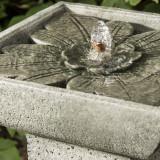 Andra fountain detail