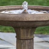 Longmeadow Fountain detail
