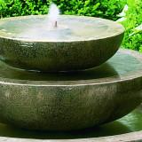 Platia fountain detailed