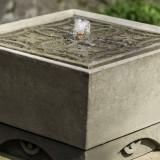 Kito Fountain detail