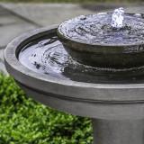Meridian Fountain detail