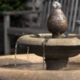 Palos Verdes Fountain detail