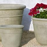 Carema planters, detail