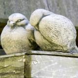 Duet Birds, detail