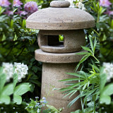 Sapporo Lantern - detail