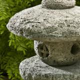 Acadia Pagoda - detail