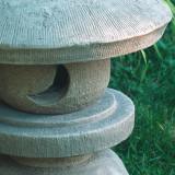 Morris Round Garden Pagoda - detail