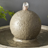 Sphere Fountain detail