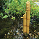 Pouring 3-Tier Bamboo Fountain example