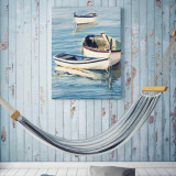 Tranquil Trio Outdoor Wall Art