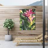 Tropical Jewel Outdoor Wall Art
