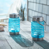 Wave Solar Lantern 2 pack - Blue