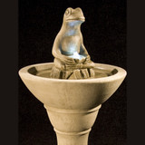 Petite Frog Fountain