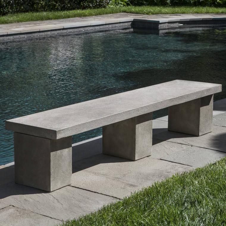 Biscayne garden bench
