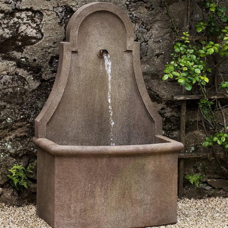Closerie Wall Fountain