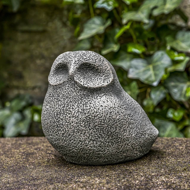 Stone Garden Owl