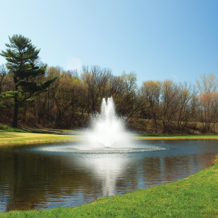 2HP Single Phase Lake and Pond J Series Fountain