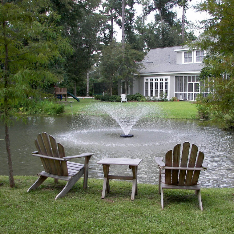 1/2HP 120V VFX Lake and Pond Aerating Fountain