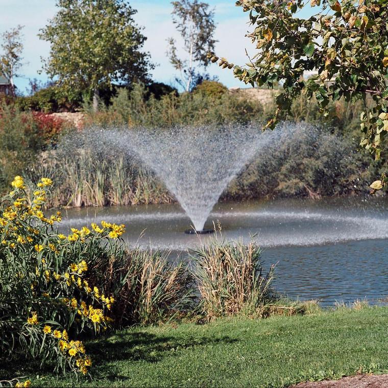 3/4HP 120V VFX Lake and Pond Aerating Fountain