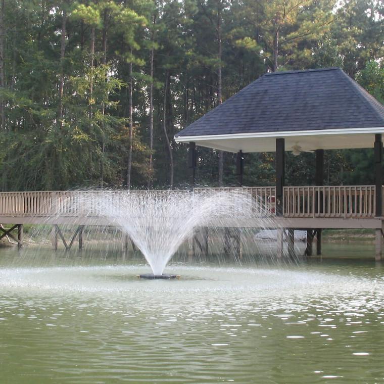 3/4HP 240V VFX Lake and Pond Aerating Fountain