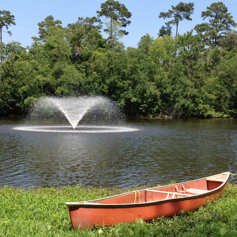 1HP 240V VFX Lake and Pond Aerating Fountain