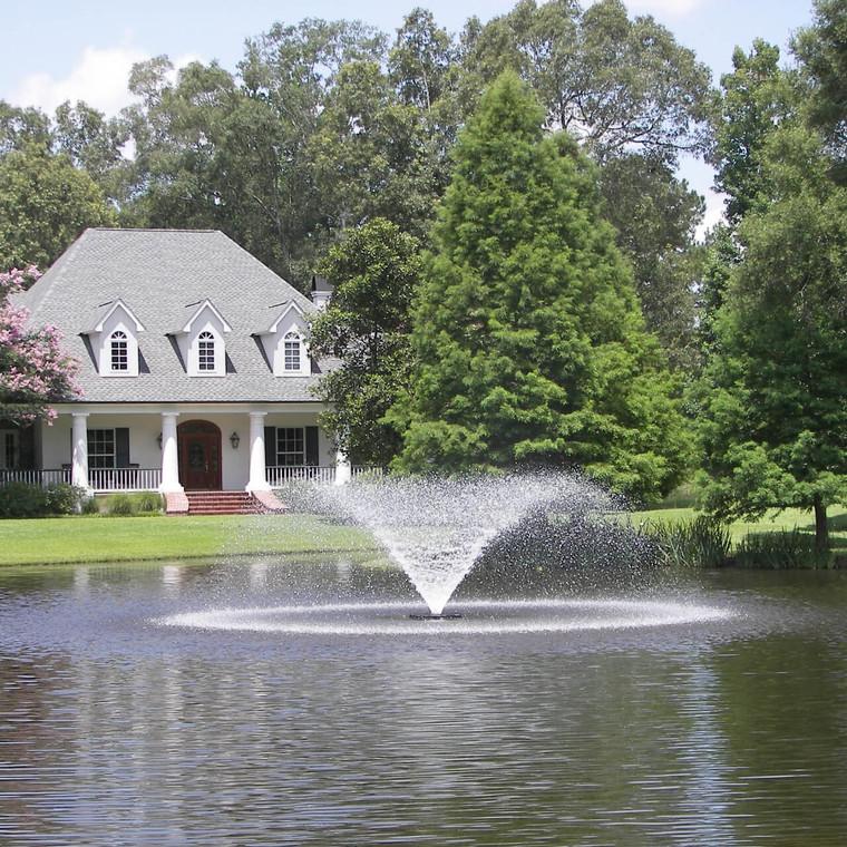 2HP 240V VFX Lake and Pond Aerating Fountain