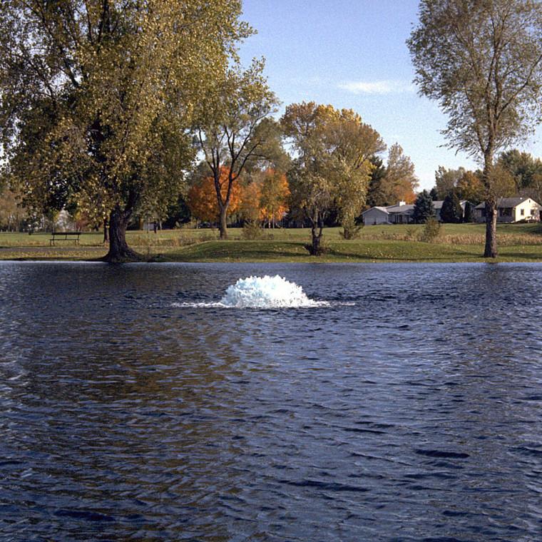 2HP 240V AF Lake and Pond Surface Aerator