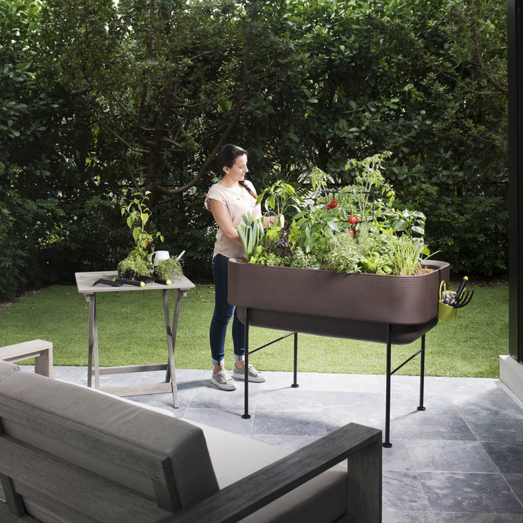 Nest Raised Planter with TruDrop System