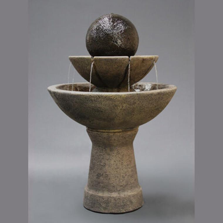 Zen Fountain 2-Tier