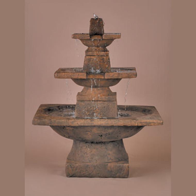 Quadrate Fountain