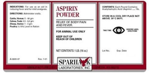 Aspirin Tablets 100ct.