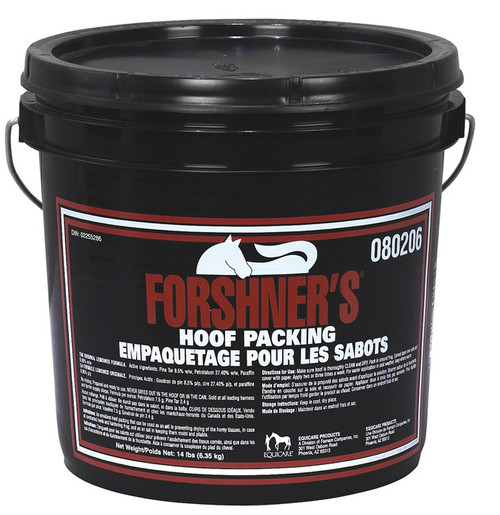 Forchner's Hoof Packing 14lb.