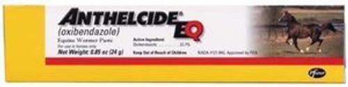 Anthelcide EQ Paste Dewormer