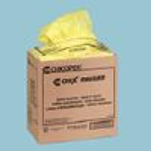 Masslinn Yellow Rags 50/bag